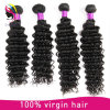 Natural Color Deep Wave Virgin Remy Brazilian Human Hair Extension