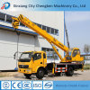 Rich Exporting Experience Small Size Mini Electric Crane for Truck