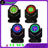 Disco LED Beam Light Bee Eye Moving Head 19X12W