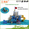 Simple Corsair Series Children Outdoor Playground Slides