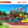 2017 Outdoor Plastic Playground Kids Playground