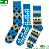 3 Pairs Long Wholesale Custom Crew Socks