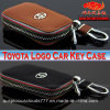 New Fashion Toyota Car Logo Genuine Leather Key Case