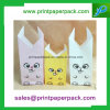 Customized Kraft Paper Easter Candy Bags Sweet Gift Bags