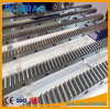M2.5 25*25*2000 Gear Rack and Pinion Customized