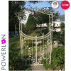 New Style Iron Garden Arch Using for Outdoor Furniture