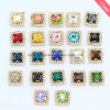 Square Garment Crystal Stone Jewelry Rhinestone for Sew on (SW-Square 10mm)