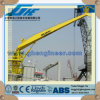 30t Shipyard Hydraulic Jib Telescopic Crane