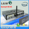 Sunray4 800se Sr4 Dm800 Se Triple Tuner Three in One DVB-S (S2) /C/T +300mpbs WiFi Build in