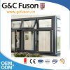 American Australian Style Slim Profile Low Maintenance Casement Window