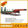 3 Axle 40-70t Heavy Duty Low Bed Trailer
