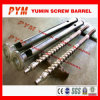 Screw and Barrel for PVC Pipe Extruder