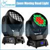 19X15W RGBW LED Wash Beam Moving Head/ China DJ Equipment