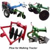 2015 New Model Walking Tractor Disc Plow for Sale