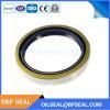 Crankshaft Oil Seal for Komatsu Excavator Part Aw9063e (100-125-20)
