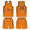 Custom Sublimated Basketball Jersey Sportswear with Mesh Fabric