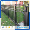 Commercial Galvanized Wrought Iron Fence