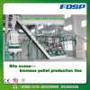 China Production Line for Making Biomass Fuel Pellets