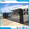 Australia Standard, Powder Coated, Automatic Sliding Steel Gate