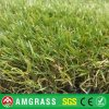 Chinese Golden Suppiler Synthetic Grass Turf, Landscaping Artificial Turf for Garden