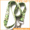 Custom Print Logo Lanyard for Promotional (YB-LY-17)