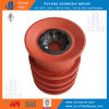 PDC Drillable Non-Rotating Cementing Plug