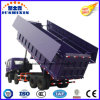 8X4 Dongfeng Sand Stone Carrying Tipper 31ton Dumper with Cover