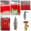 2014 New Seamless Steel Oxygen Industrial Gas Cylinder