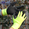 Nmsafety Rubber Latex Palm Coated Gardening Work Glove