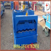 Dx Glazed Tile Cold Roll Forming Machine