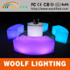Rechargeable LED Color Changing Illuminated Curve Beach Chair
