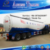 3 Axle 30 Tons Low Density Bulk Cement Tank Semi Truck Trailer (V type) (LAT9401GFL)