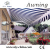 Popular Durable Polyester Electric Retractable Awning