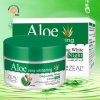 2014 Aloe el 100% natural Vera Face Whitening Sleeping Mask para Night Cream 200g