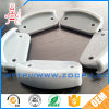 Various Shape Pipe Fitting Rectangle End Cap