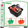 Retail Equipment and Black Plastic Shopping Basket