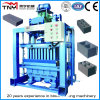Small Semi-Automatic Brick Making Machine Qtj4-35