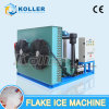 PLC Controlled Flake Ice Machine for Food Processing