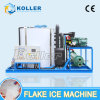 Newest Technology Full-Automatic Flake Ice Machine Equipped with PLC (Program Logic Controller)