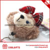 Eco Friendly Teddy Bear Stuffed Plush Toy with Cartoon Design