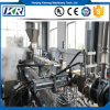 PVC Plastic Twin Screw Extruder Machine/Price of Carbon Black Per Ton Filler Masterbatch Plastic Extrusion