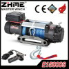 15000lbs Recovery Electric Winch with Synthetic Rope for off-Road