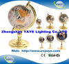 Yaye 18 Hot Sell Desktop Arch Gemstone Globes with 330mm/220mm/150mm/110mm/80mm