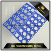 Laser Cut Aluminum Perforated Color Customized Wall Panels for Decoration
