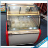 Afforable Price Ce Approved Italian Ice Cream Display