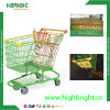 Standard Supermarket Grocery Shopping Cart