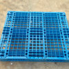 Best Price Blue Stackable Euro Style Plastic Pallets