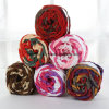 Acrylic Fancy Yarn for Towel Soft Coral Velvet Hairy Fluffy Yarn