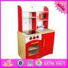 2016 New Design Kids Wooden Modern Kitchen Toy W10c005