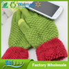 Cashmere Jacquard Gloves, Fashion Autumn and Winter Touch Screen Gloves
